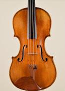 モダンイタリアのヴァイオリン