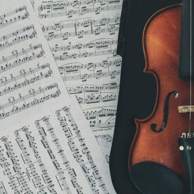 楽器店から借りてきたヴァイオリンの試奏ポイント5つ!