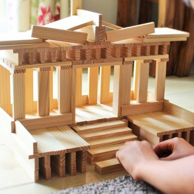 【KAPLA カプラ】最高にクリエイティブなおもちゃ!