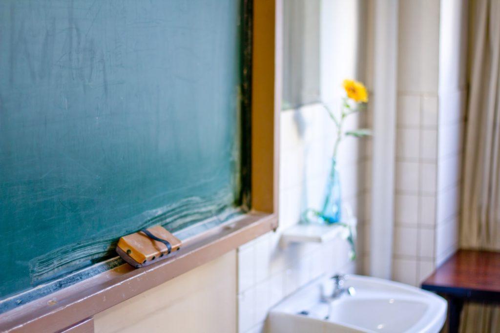 日本の学校の掃除教育