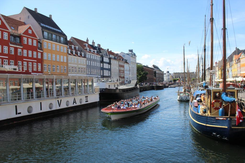 母と子でデンマークに住む昔の友を訪ねた旅
