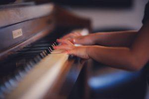 小さい頃からピアノ漬けだった姉
