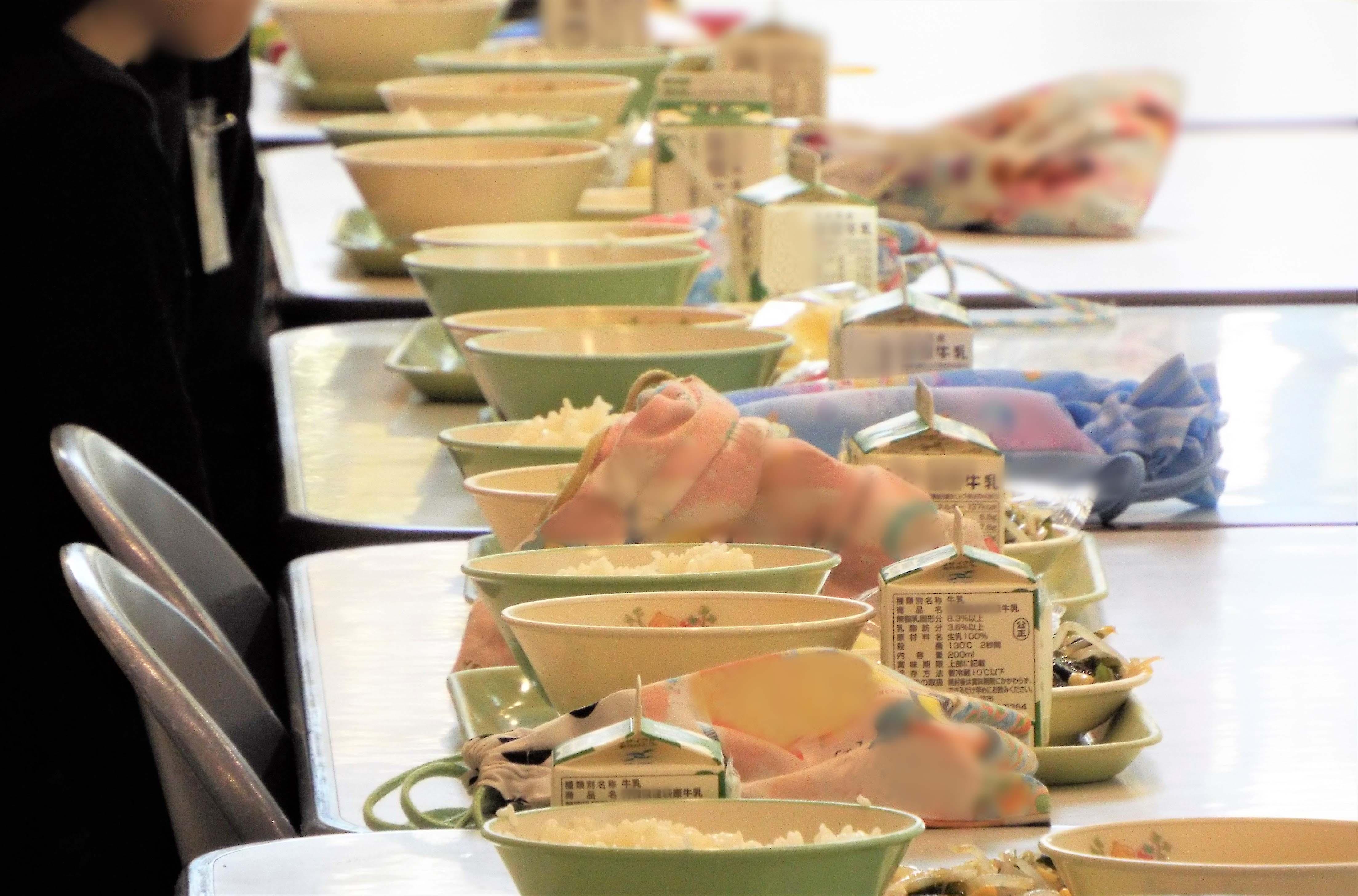 日本の学校給食