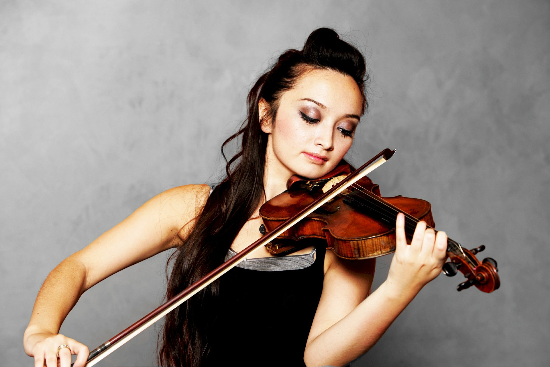 人前で緊張せずにヴァイオリンを弾くための4つの知恵