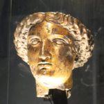 ローマンバスの女神ミネルヴァ