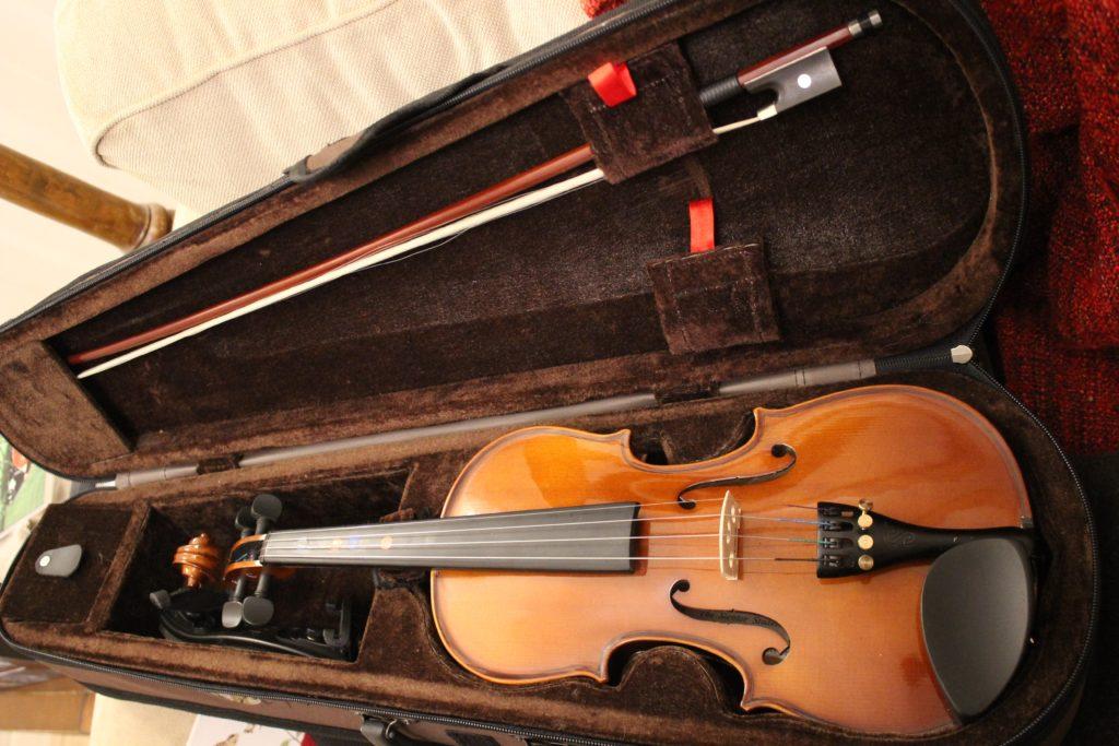 子供用の分数ヴァイオリン