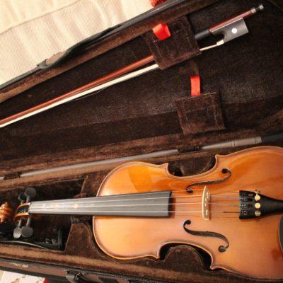 安いヴァイオリンを手軽にグレードアップさせる方法