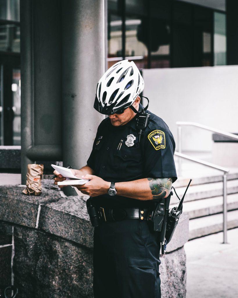 交通違反の罰金の効果