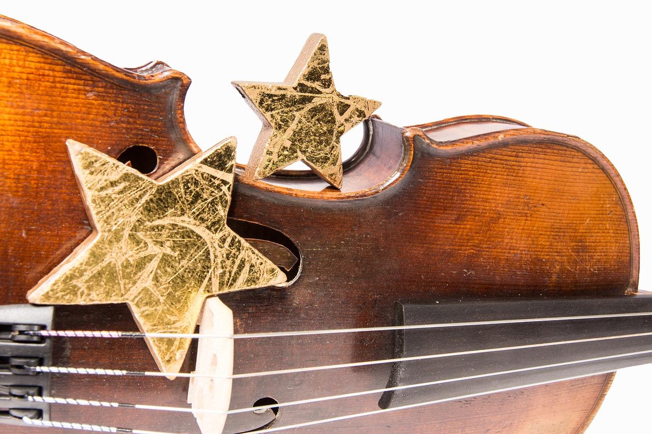 ヴァイオリンで弾くクリスマスソング