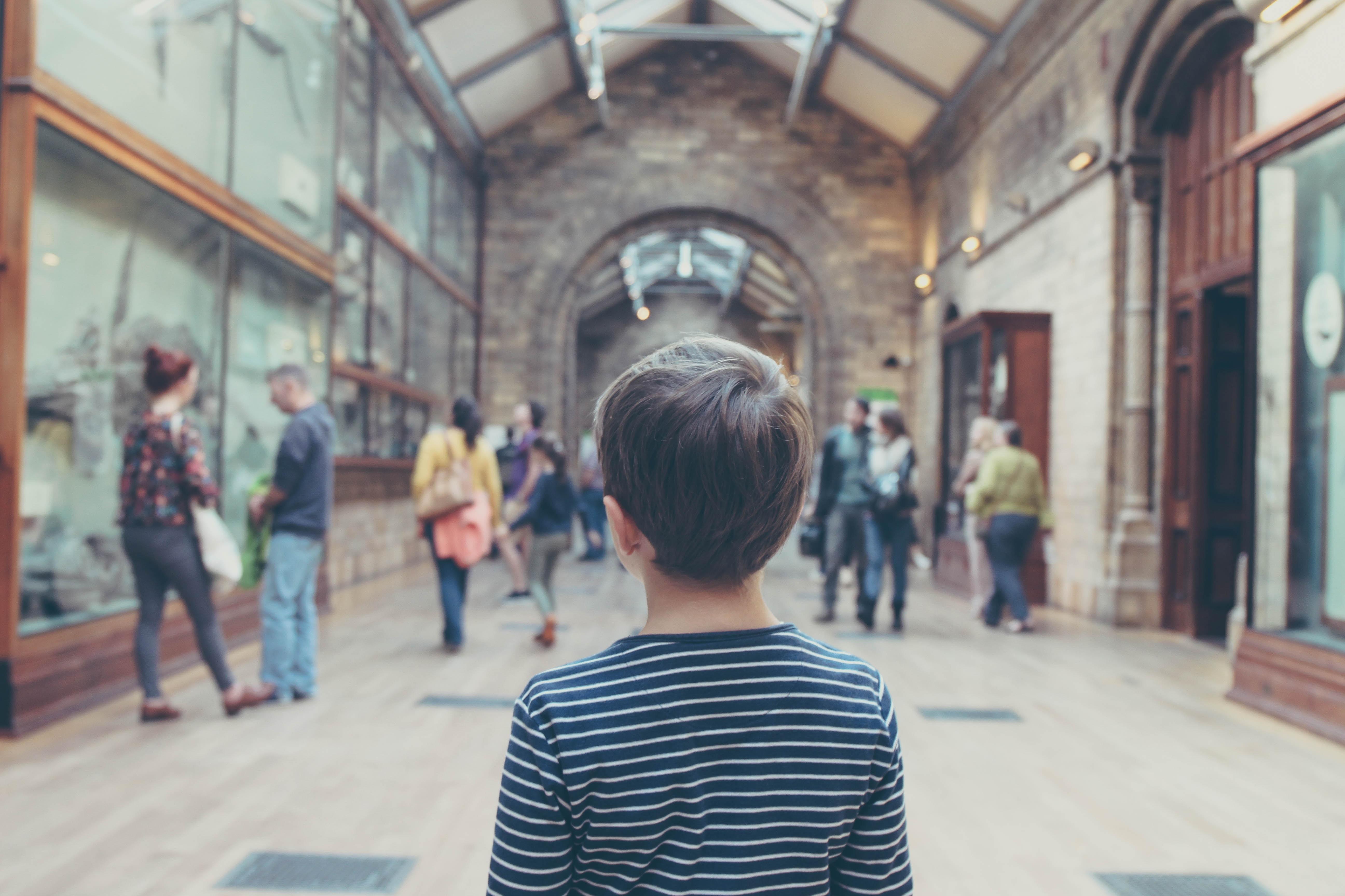 子どもと博物館
