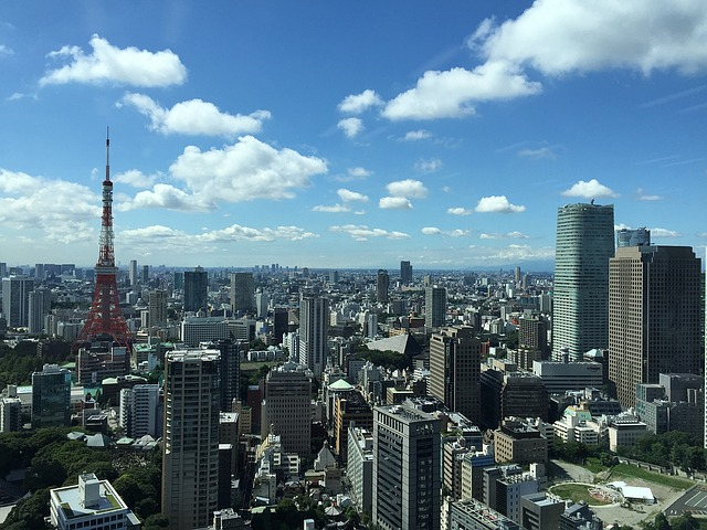 一極集中の日本