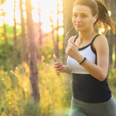 【DAY1】虚弱体質で体力のない私がジョギングに挑戦!