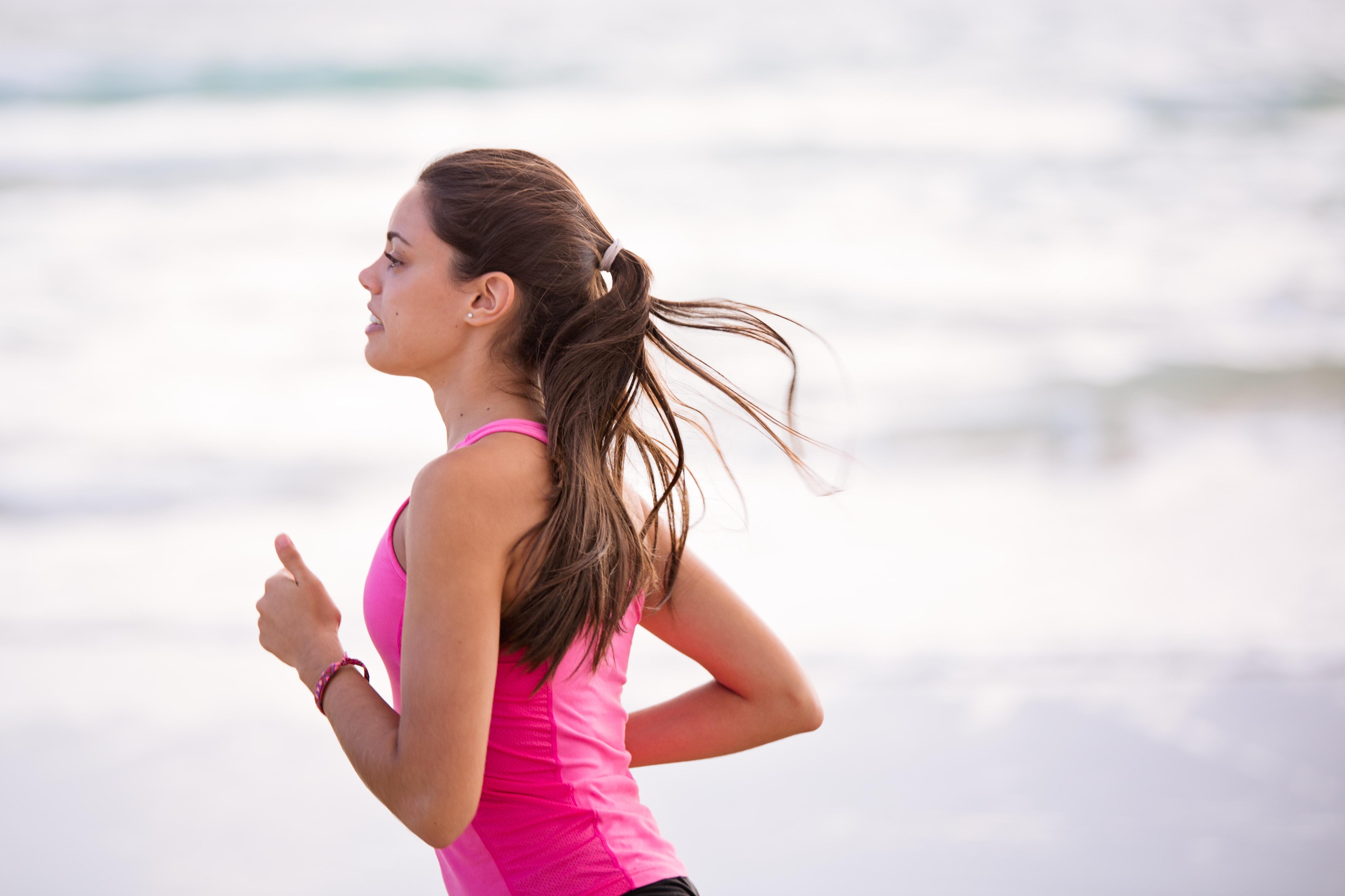 ジョギング一か月目の効果