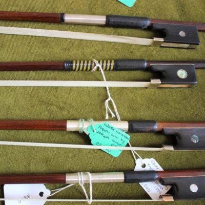 上質なバイオリンの弓を買うために必要な知識と経験【まとめ】