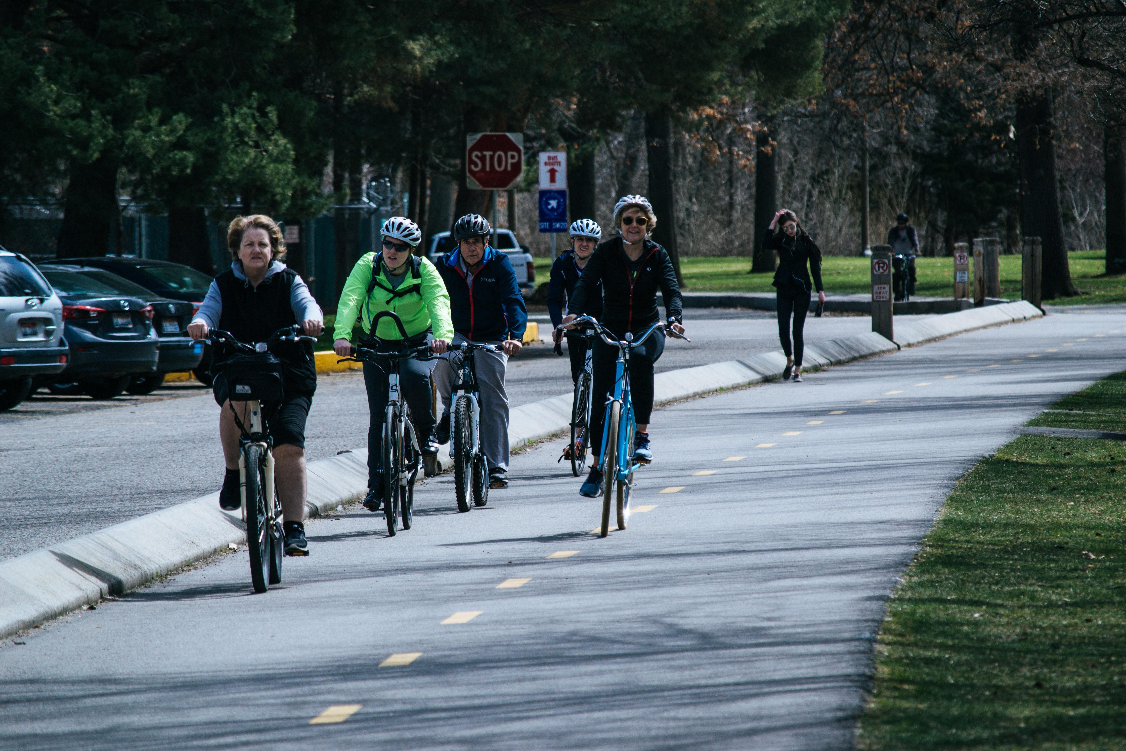 オランダは車より自転車が危険