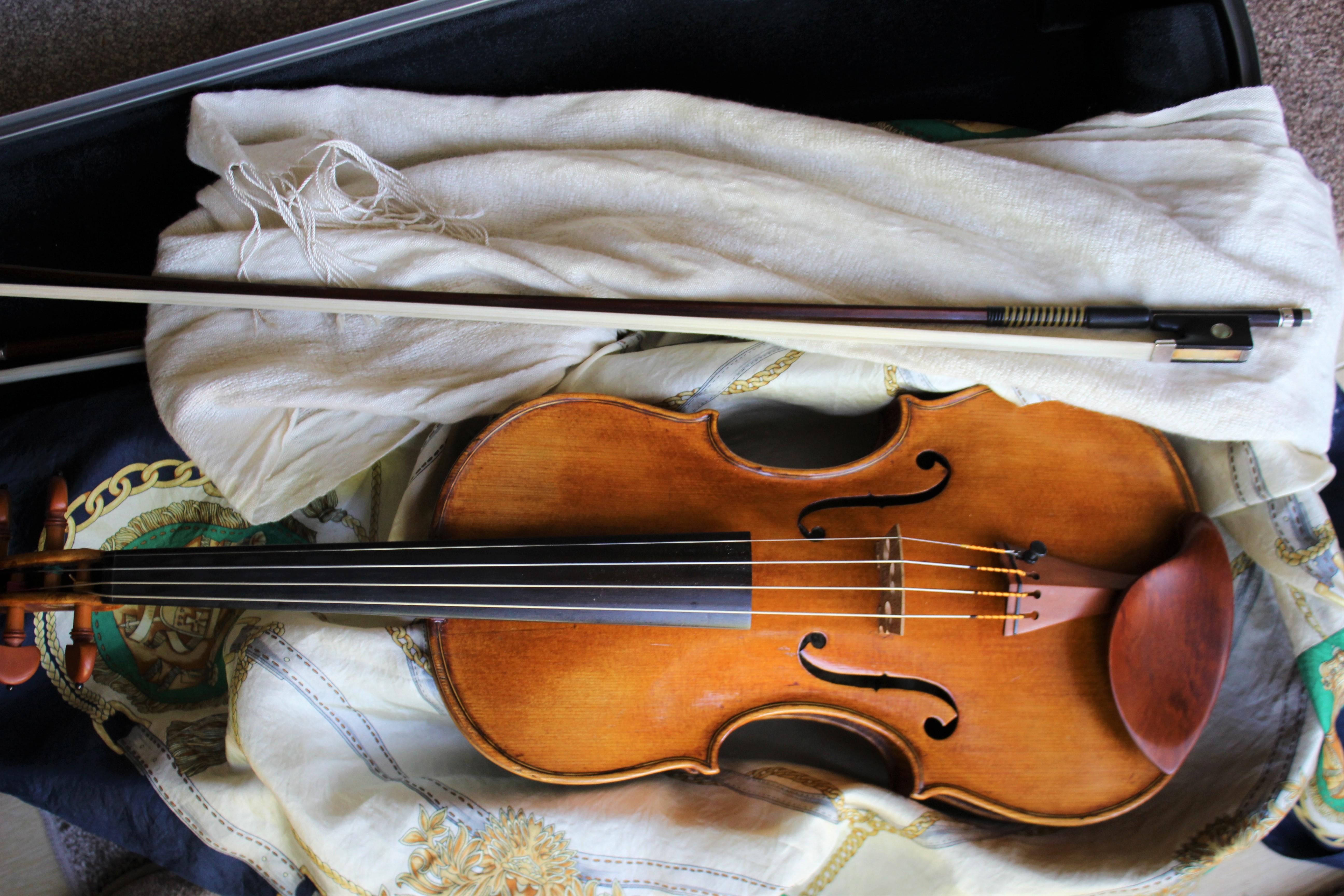 ヴァイオリンの弓の選び方