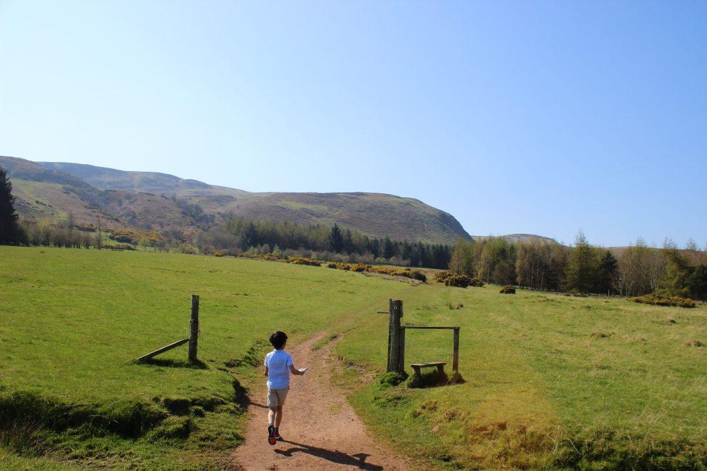 心肺機能をあげてハイキングを楽しむ