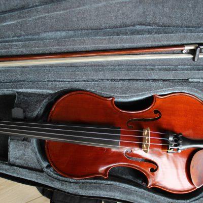 子供・初心者におススメなのが中国製ヴァイオリン