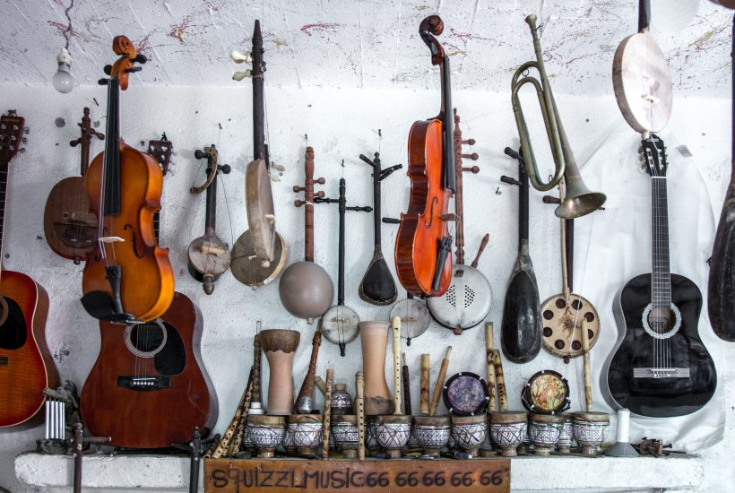 楽器とジェンダー