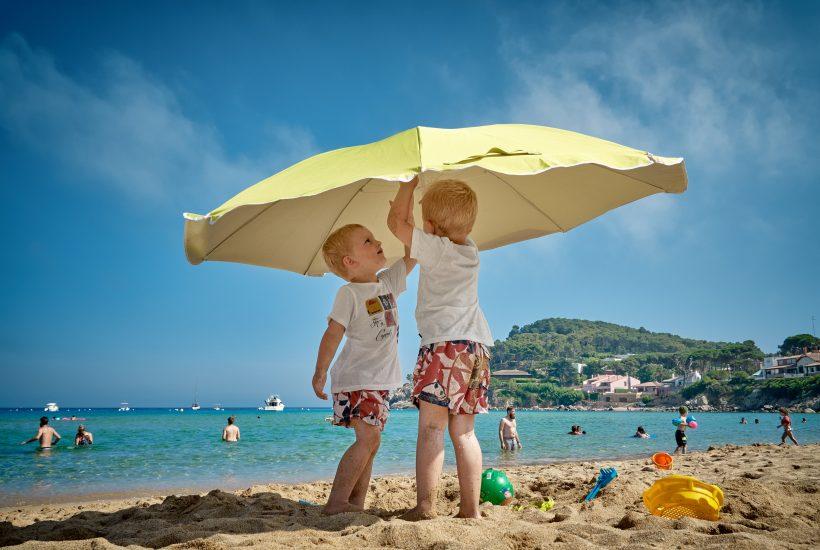 子どもは夏に背が伸びる