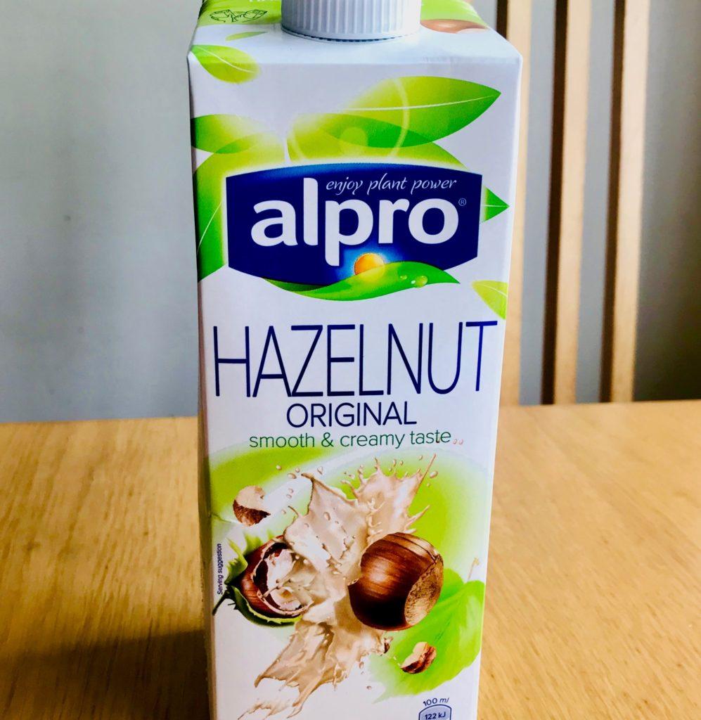 ヘーゼルナッツミルク