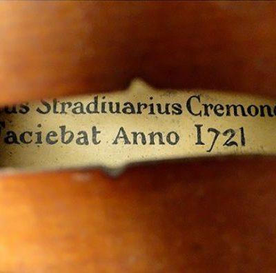 あなたのヴァイオリンのラベルは本物?